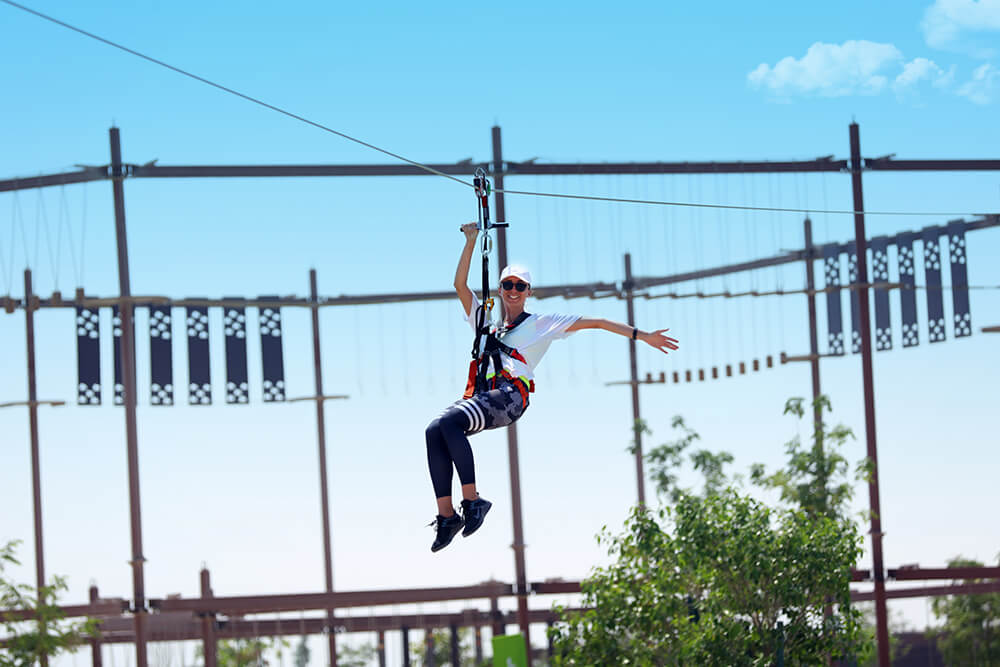 High Ropes & Obstacle Courses