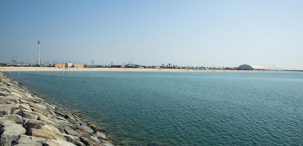 Hudayriyat Beach